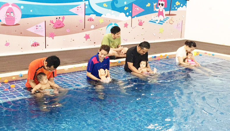 About swimming kids thailand for Can babies swim in saltwater pools